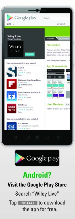 Android Wiley Live App